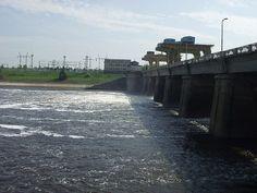 Ivankovo hydro power plant