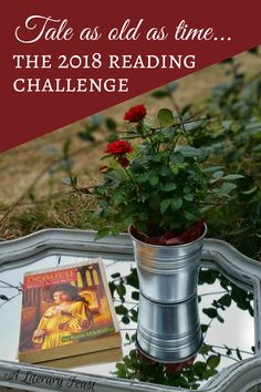 The story of Beauty and the Beast has never looked better. Learn more about this retold classic and join the Reading Challenge today. Be our guest! #readingchallenge #booklists #classicbooks Beauty by Robin McKinley via @aliteraryfeast