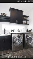 Laundry Room Layouts, Laundry Room Remodel, Laundry Room Cabinets, Basement Laundry, Laundry Decor, Laundry Room Organization, Laundry Room Design, Laundry In Bathroom, Laundry Rooms
