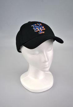 b09d75ede4d9 Vintage Nike Team New York Mets Baseball Hat Men's Cap MLB #NewYorkMets