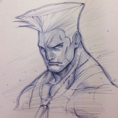 Guile by Alvin Lee