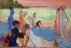 Maurice Denis「September Evening」(1911)