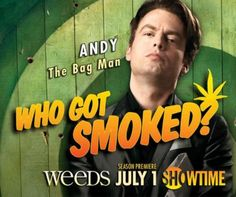 """Find out """"who got smoked"""" in new 'Weeds' season 8 posters"""