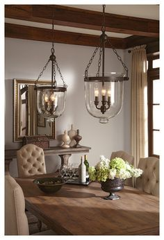 - Overview - Details - Why We Love It - Bell Lanterns, though the epitome of a classic fixture, are making a resurgence back into high-fashion homes. One of the reasons being their versatility. Tradit