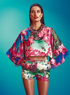 COLORFUL SUMMER 2015 COLLECTION BY CARLOTA COSTA
