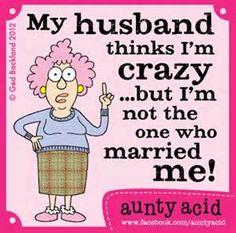 Aunty Acid Sayings - Bing Images