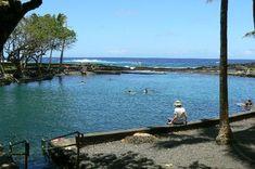 Kapoho Tide Pools: Kapoho tide pool