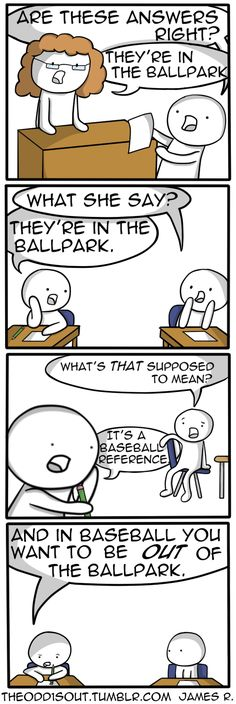 In the Ballpark