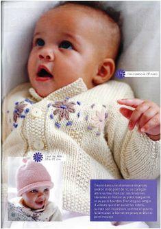 Album Archive - IDEAL N°161 Crochet Books, Knit Crochet, Crochet Hats, Clothing Patterns, Baby Knitting, Knitting Patterns, Catalog, Archive, Clothes