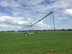 7 Span Valley centre pivot installed at Narromine NSW by TEAM Irrigation #valleyirrigation #valmontirrigation