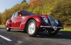1939 Alfa Romeo 6C2500 Sport Berlinetta by Touring. In 1970, the car was sold through the pages of Hemmings Motor News for $300 and is now worth over $2 million.