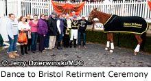 Dance to Bristol Retirement Ceremony