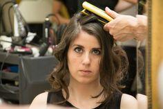 peinados con tenacillas paso a paso - Buscar con Google