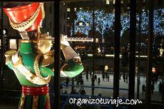 Pista de patinaje del Rockefeller Center. Navidad en Nueva York http://www.organizotuviaje.com/?page_id=1775