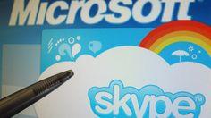 Microsoft zal Skype toevoegen aan Office Online en de webversie van Outlook. Wie online documenten bewerkt in Word, Excel, Powerpoint of OneNote kan daarnaast chatten via Skype.