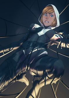 The man who sold the world Marvel Venom, Marvel Art, Marvel Heroes, Marvel Characters, Spider Gwen Venom, Marvel Spider Gwen, Spider Spider, Marvel Comic Universe, Comics Universe