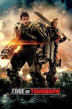 Edge of Tomorrow movie