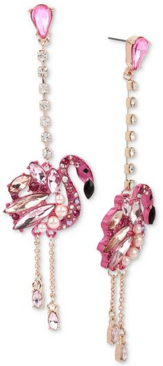 Earrings Betsey Johnson ~ Post Earrings ~ New ~ Too Cute ~ #77 High Quality Goods
