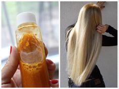 Oleo caseiro que faz o cabelos crescer muito rápido com apenas 2 ingredientes SUPER FÁCIL! - YouTube