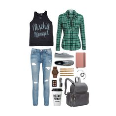 5 Ways to Style Your Favorite Geek Chic Tank (#1 Casual, with a button down and pair of jeans)