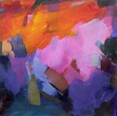 "Saatchi Art Artist Ute Laum; Painting, ""Abstract painting Surprise II"" #art"