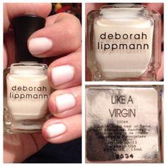 Like a Virgin - Deborah Lippmann