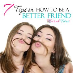 Having quality friends is not about finding the right ones...it's about BEING the right one! Find out how to be a great friend. Master these principles and you'll never find yourself without friends.