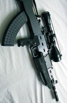 SKS-M Rifle Http://sksdepot.com