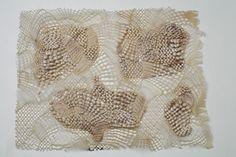 Bead.textile design.........Tzuri Gueta
