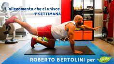 """Mancano meno di due mesi alla prova costume! Misura Stevia vuole addolcirvi questo momento """"amaro"""" con Roberto Bertolini, famoso personal trainer e vincitore della quarta edizione di Pechino Express. Ogni martedì, per 6 settimane, Roberto vi mostrerà semplici esercizi per tonificarvi e rimettervi in forma grazie ad un allenamento progressivo pensato per lei e per lui.    https://www.youtube.com/watch?v=zdKlAf4SLzI&t=3s  #gym #fitness #workout #motivation #misurastevia"""