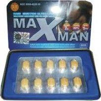 Obat Kuat Sex Pria Maxman Ampuh Bergaransi Merupakan Obat Kuat Sex Pria Herbal Alami Yang Mampu Bertahan Lama Berulang-ulang.
