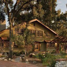Darling-Wright Residence | Craftsman Bungalow