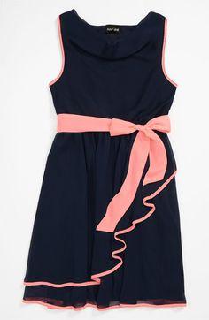 Paper Doll 'Sliver' Dress (Big Girls) available at #Nordstrom