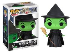 Movies Pop! Vinyl Figure Wicked Witch of the West [Wizard of Oz] - Funko Pop!