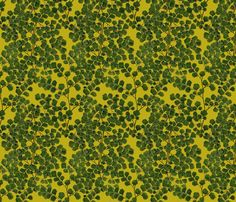 Adiantum Assimile ~ Excursion fabric by peacoquettedesigns on Spoonflower - custom fabric