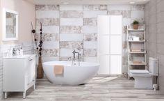 Koupelna provence. Nechte se inspirovat stylem francouzského venkova. Zařiďte si koupelnu ve stylu Provence. Barvy inspirované přírodou, světlé tóny, krémová, bílá nebo šedá jsou to pravé. Sáhněte po dřevěném nábytku ve venkovském stylu. Lehce mořené dřevo, s patinou či oprýskáním. K němu patří podlaha z prken, kamene nebo cihel. Clawfoot Bathtub, Provence, Bathroom, Washroom, Full Bath, Bath, Bathrooms, Aix En Provence