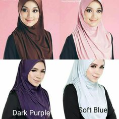 Rumana Hard and Soft Awning Simple and practical, suitable for daily use. Made from cotton lycra. Instant design. Just slip in.  Pls PM for more colors or order. Tqvm.  #hijab #muslimah #tudung #shawl #singaporehijab