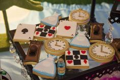 Alice in Wonderland Birthday Party Ideas | Photo 37 of 66