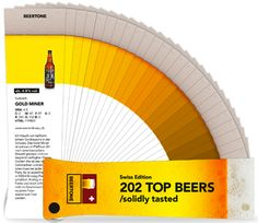 The Beertone For The Colour Concious Beer Lovers