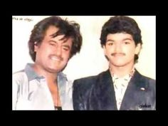 Rajnikanth Vijay Rare And Unseen Photos