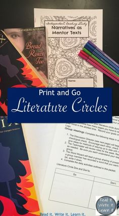 37 page student packet, literature circle guidelines and roles for each student, 8 activities, 2 interactive games that your students will love, step by step plans for students to write their own narrative, and lesson plans all in one Narratives as Mentor Texts bundle. By Read it. Write it. Learn it.