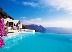 Santorini, un sueño para ir de vacaciones...y no volver :P