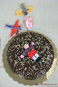 Flor de Sal: De volta com um ... Chocolate Sponge Cake ... porque os miúdos teimam em pedir bolos de chocolate!!!