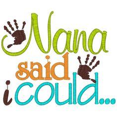 Nana Quotes And Sayings | Custom Made Family Sayings & Designs