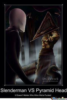 silent hill 2 pyramid head fight hard