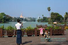 MYANMAR Reisetipps: YANGON | Hier bekommst du die besten Insidertipps für deine Reise nach Yangon in Myanmar: Hotels, Gästehäuser, Kosten, Anreise, Karten, Maps, Restaurants, Eintrittspreise, Reiseberichte uvm. www.MyanmarBurmaBirma.com | Kandawgyi-Park