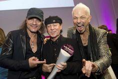La mítica banda alemana de rock duro Scorpions cumple este año medio siglo de historia - See more at: http://multienlaces.com/los-scorpions-celebran-su-medio-siglo-con-un-disco-fiel-a-su-filosof%c3%ada/#sthash.aecflAwG.dpuf