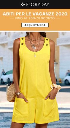 Simple Dresses, Casual Dresses, Casual Outfits, Fashion Dresses, African Print Dress Designs, Romper Outfit, Denim Fashion, Women's Fashion, Jumpsuits For Women