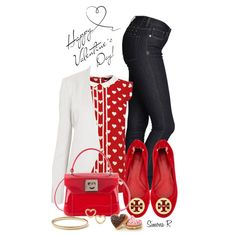 """""""Happy Valentine's Day"""" by simona-risi on Polyvore"""