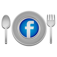 Facebook Plate Icon, PNG ClipArt Image | IconBug.com